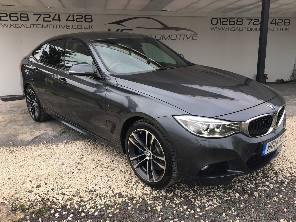 used BMW 330d XDRIVE M SPORT GRAN TURISMO in essex