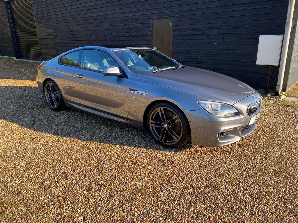used BMW 640i M SPORT in essex