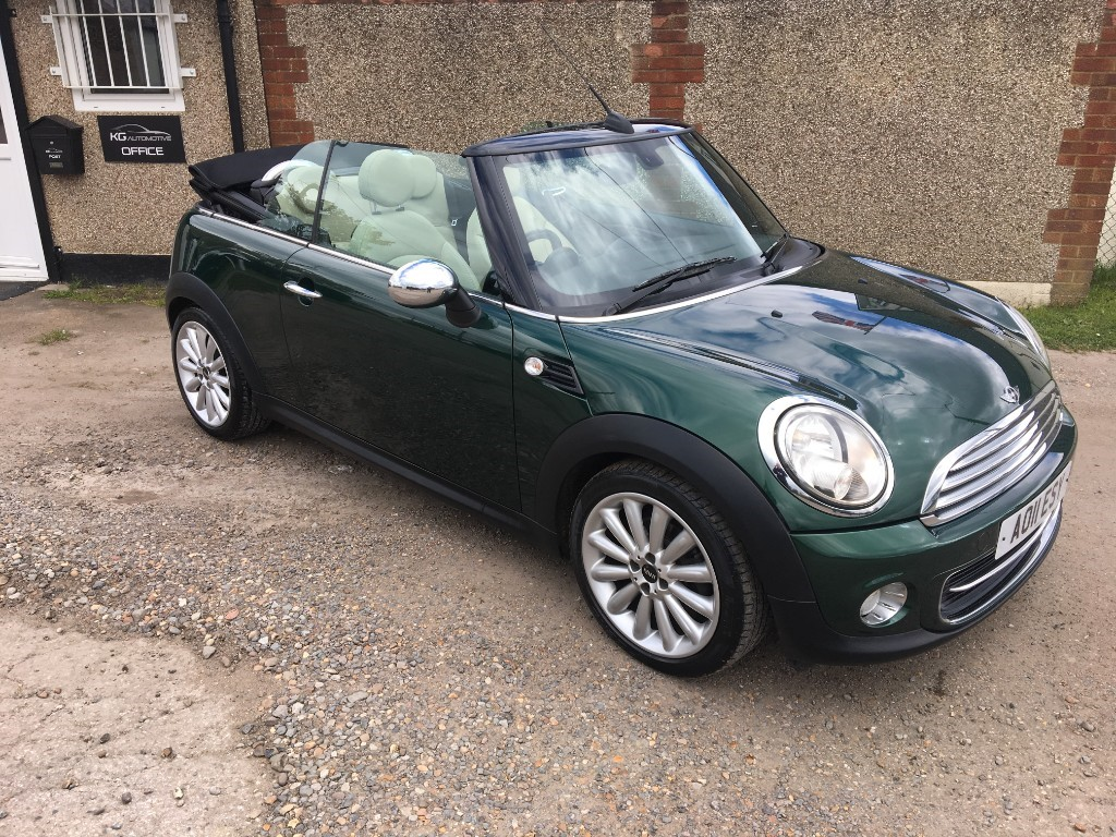used MINI  COOPER in essex