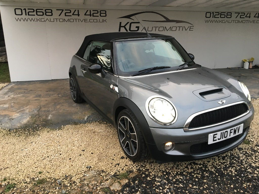 used MINI  COOPER S in essex