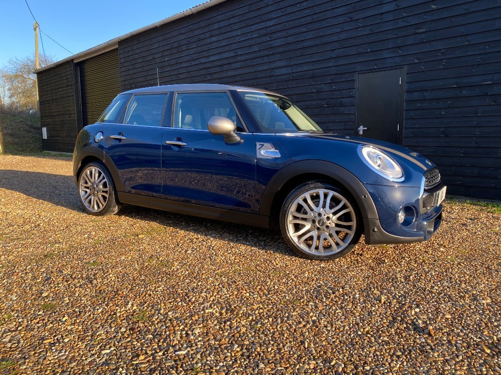 used MINI  COOPER S SEVEN in essex
