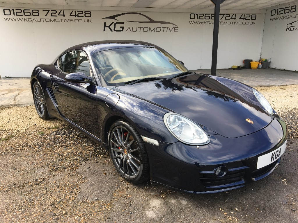 used Porsche Cayman 24V S in essex