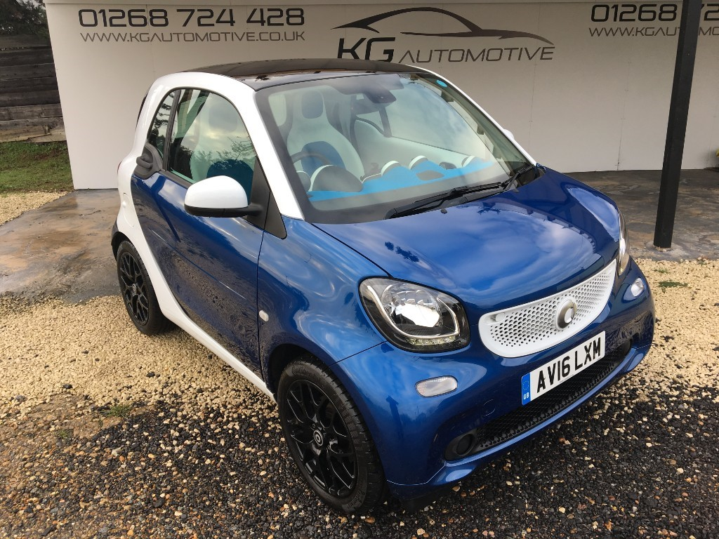 used Smart Car Fortwo Coupe PROXY in essex