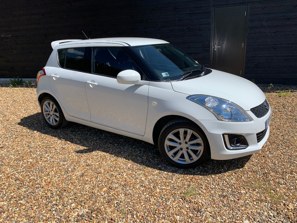 used Suzuki Swift SZ3 in essex