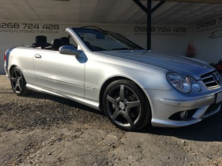 Mercedes CLK350 for sale