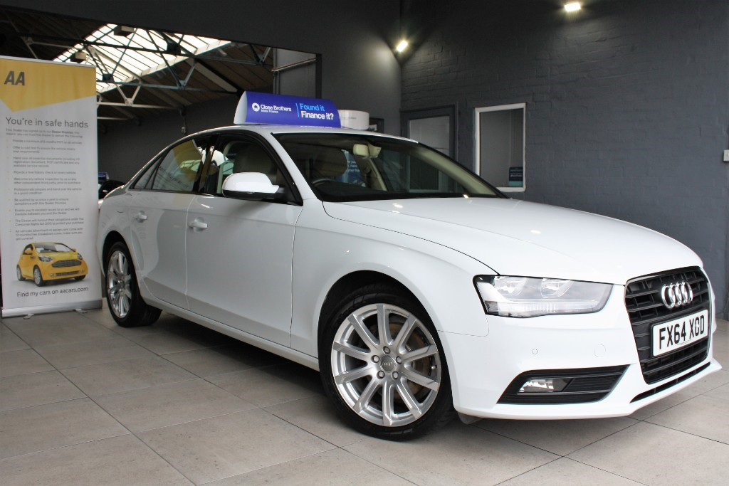used Audi A4 TDI SE TECHNIK in staffordshire