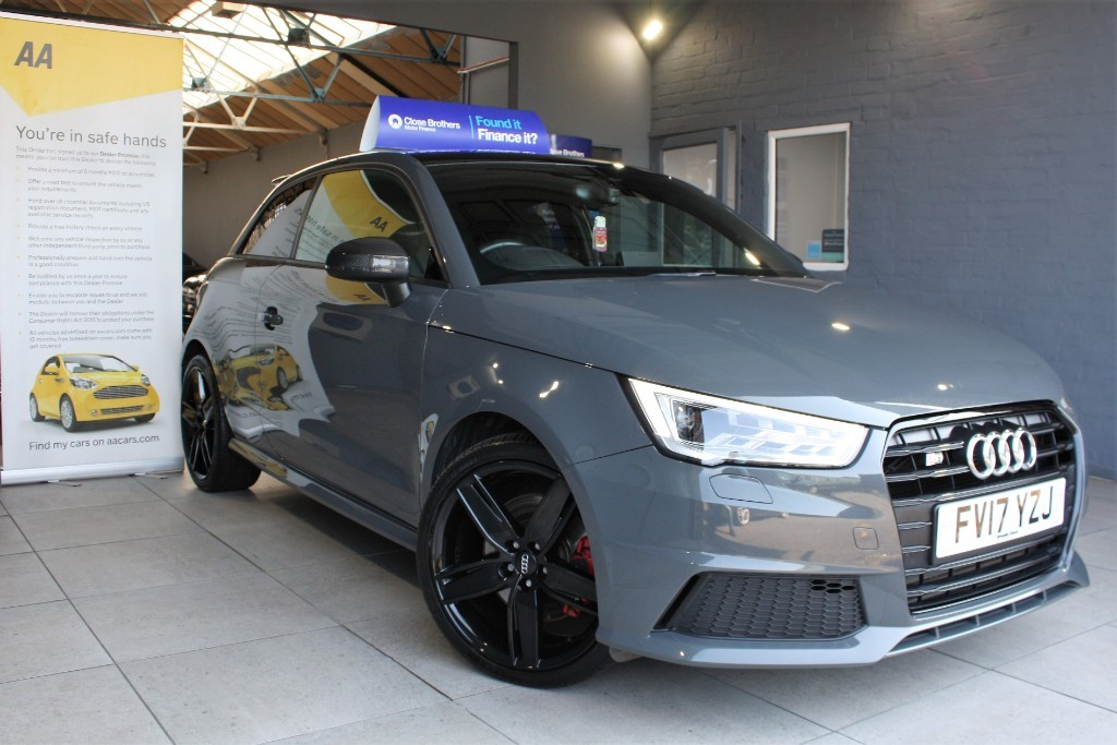 used Audi S1 COMPETITION QUATTRO in staffordshire