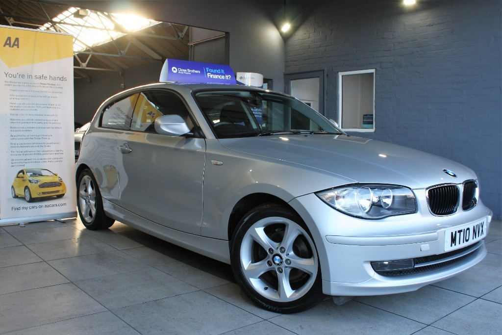 used BMW 116d SPORT in staffordshire