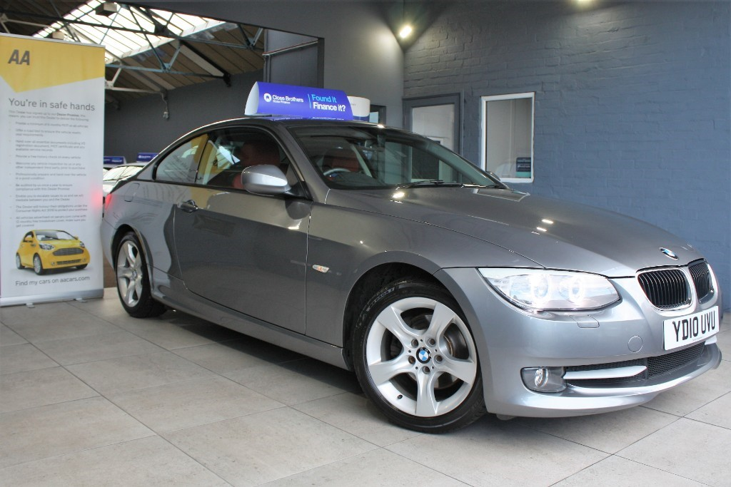 used BMW 320d SE in staffordshire