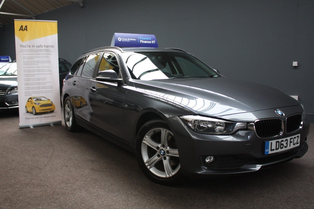 used BMW 320d SE TOURING in staffordshire