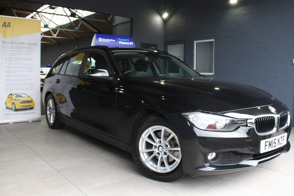 used BMW 320d EFFICIENTDYNAMICS BUSINESS TOURING in staffordshire