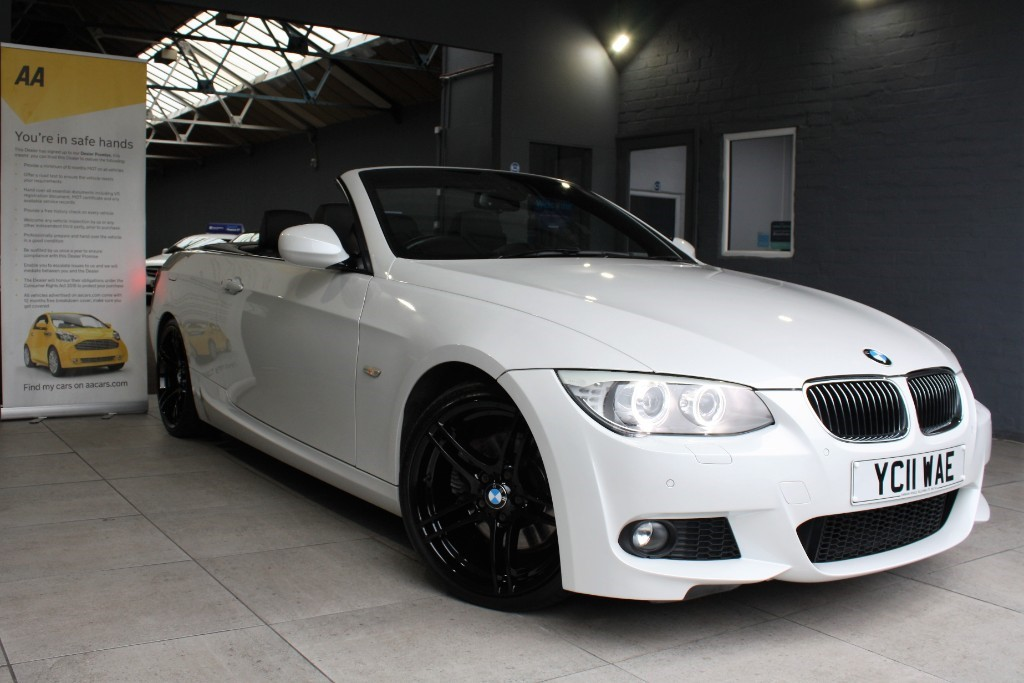 used BMW 325i M SPORT in staffordshire
