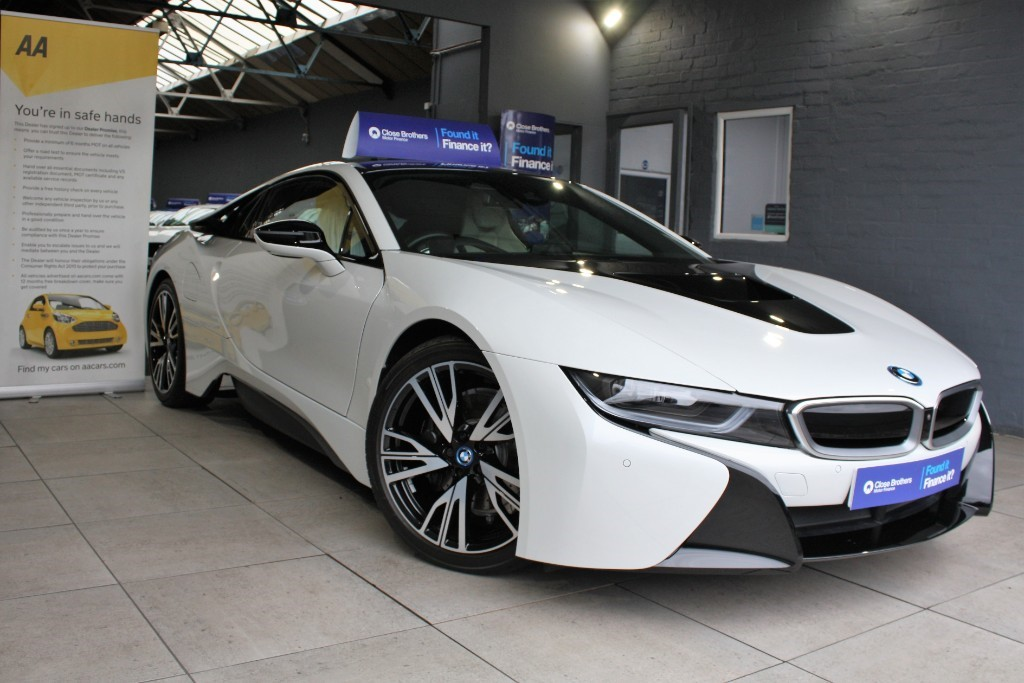 used BMW i8 I8 in staffordshire