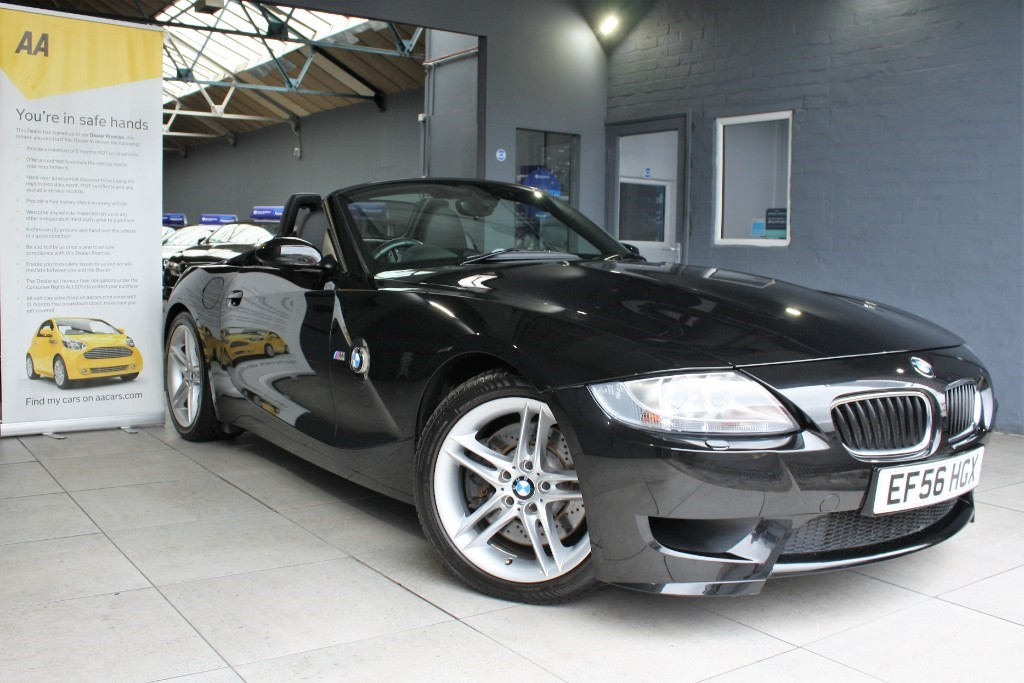 used BMW M Roadster Z4M in staffordshire