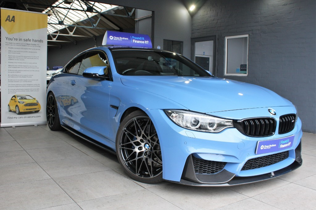 used BMW M4  in staffordshire