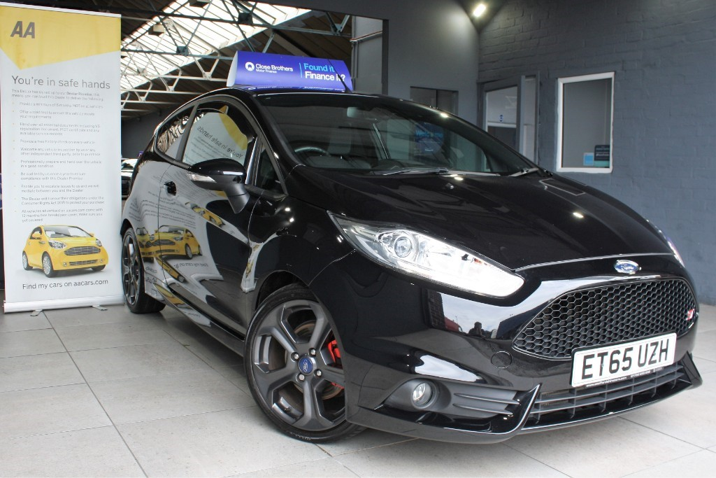 used Ford Fiesta ST-3 in staffordshire