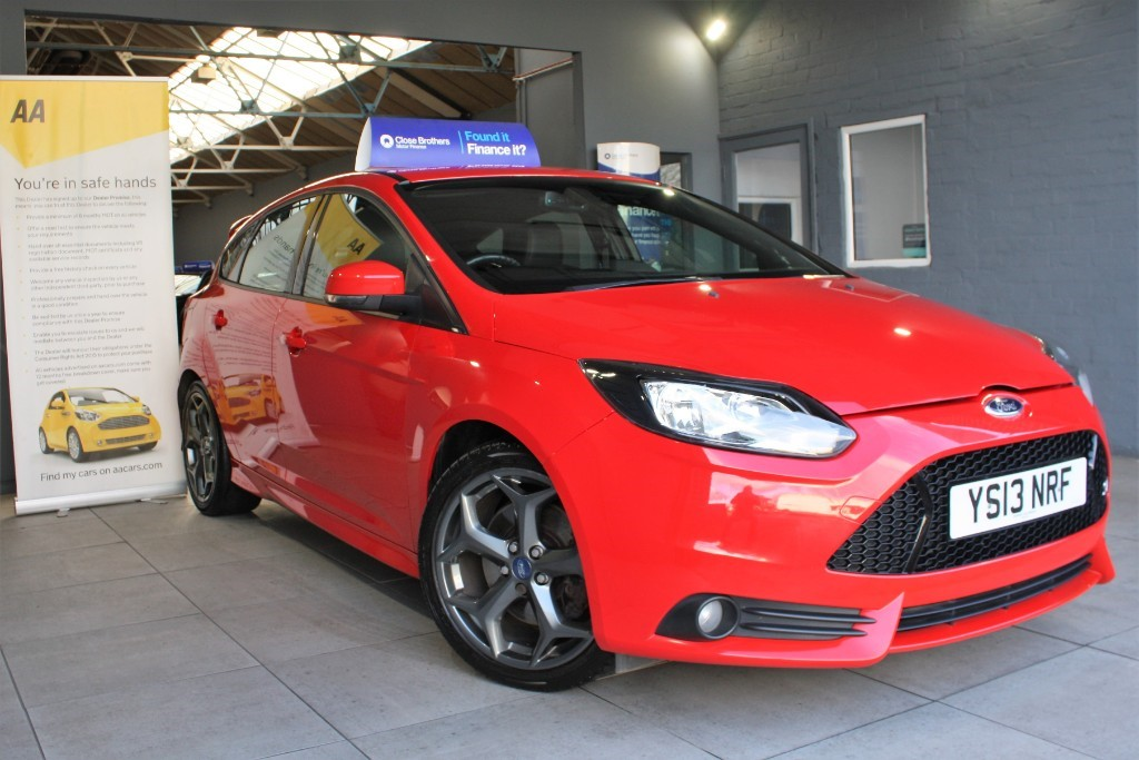 used Ford Focus ST-2 in staffordshire