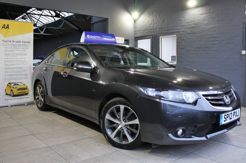 used Honda Accord I-VTEC EX in staffordshire