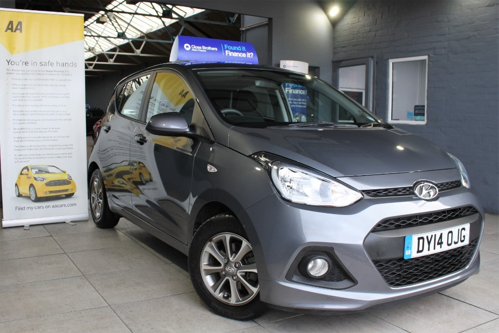used Hyundai i10 SE in staffordshire