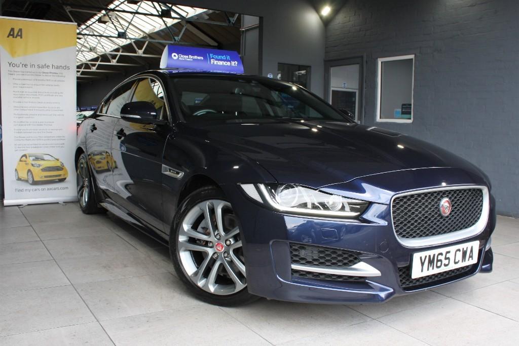 used Jaguar XE R-SPORT in staffordshire