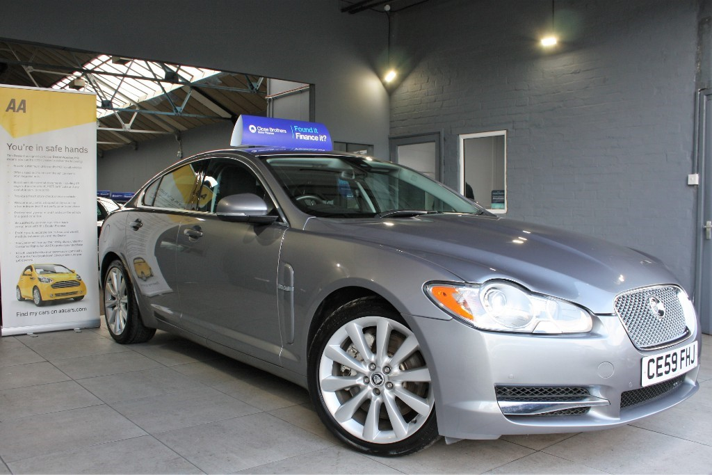 used Jaguar XF V6 S LUXURY in staffordshire