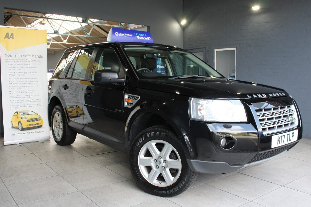 used Land Rover Freelander TD4 GS in staffordshire