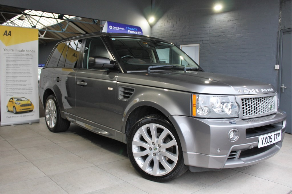 used Land Rover Range Rover Sport TDV6 STORMER EDITION in staffordshire