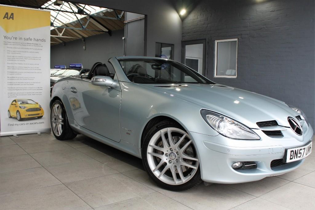 used Mercedes  200 KOMPRESSOR in staffordshire