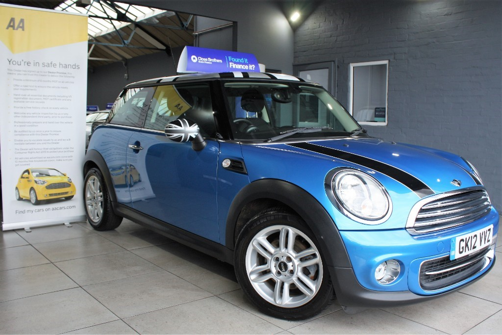 used MINI Cooper COOPER PIMLICO in staffordshire