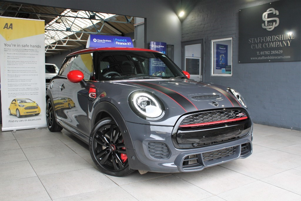 used MINI John Cooper Works JOHN COOPER WORKS in staffordshire
