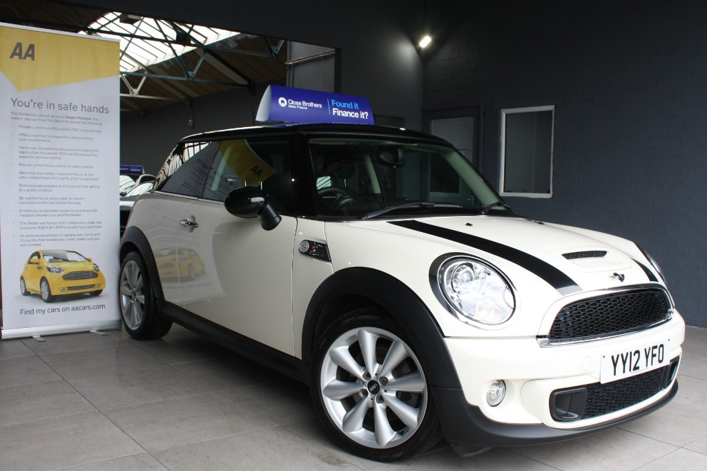 used MINI Cooper S COOPER S in staffordshire