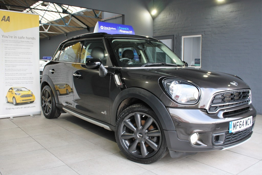used MINI Countryman COOPER SD ALL4 in staffordshire
