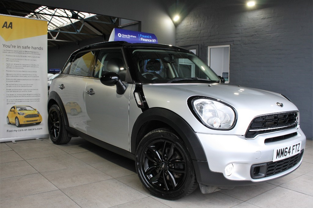 used MINI Countryman COOPER SD in staffordshire