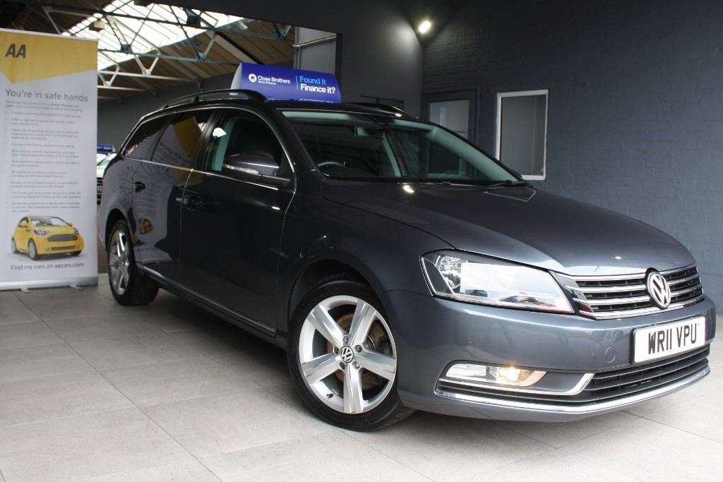 used VW Passat SE TDI BLUEMOTION TECHNOLOGY in staffordshire