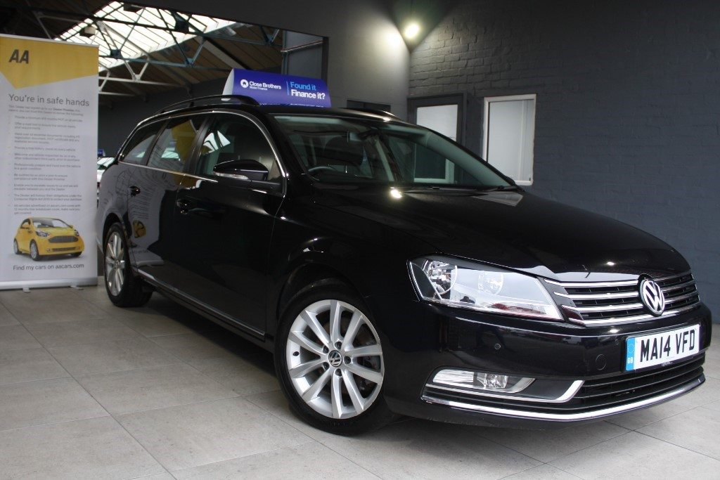 used VW Passat EXECUTIVE TDI BLUEMOTION TECHNOLOGY in staffordshire