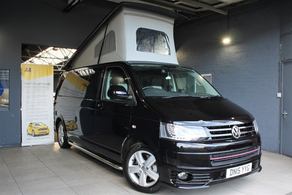 used VW Transporter T32 180 TDI KOMBI HIGHLINE BMT in staffordshire