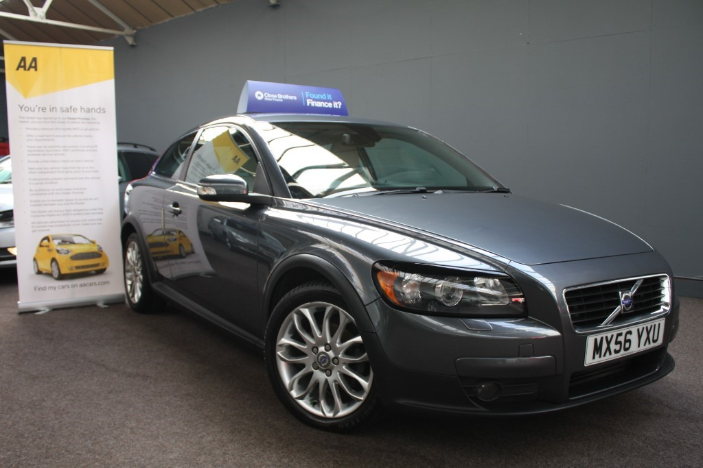 used Volvo C30 D SE LUX in staffordshire