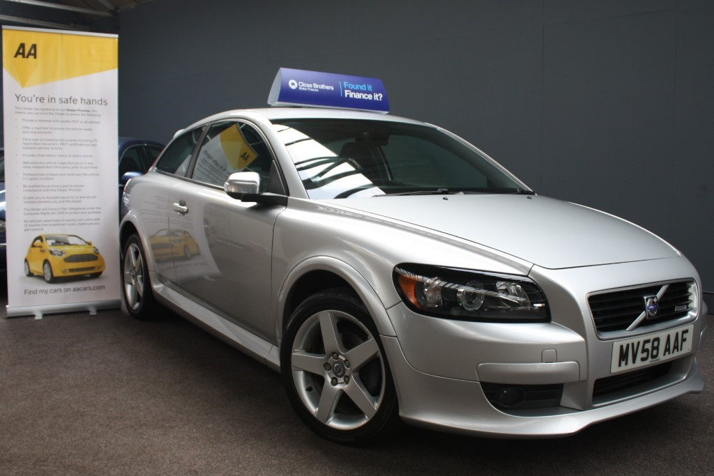 used Volvo C30 D SPORT in staffordshire