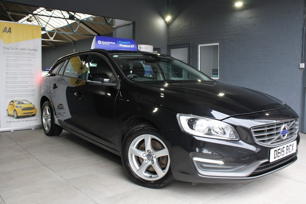used Volvo V60 D4 BUSINESS EDITION in staffordshire