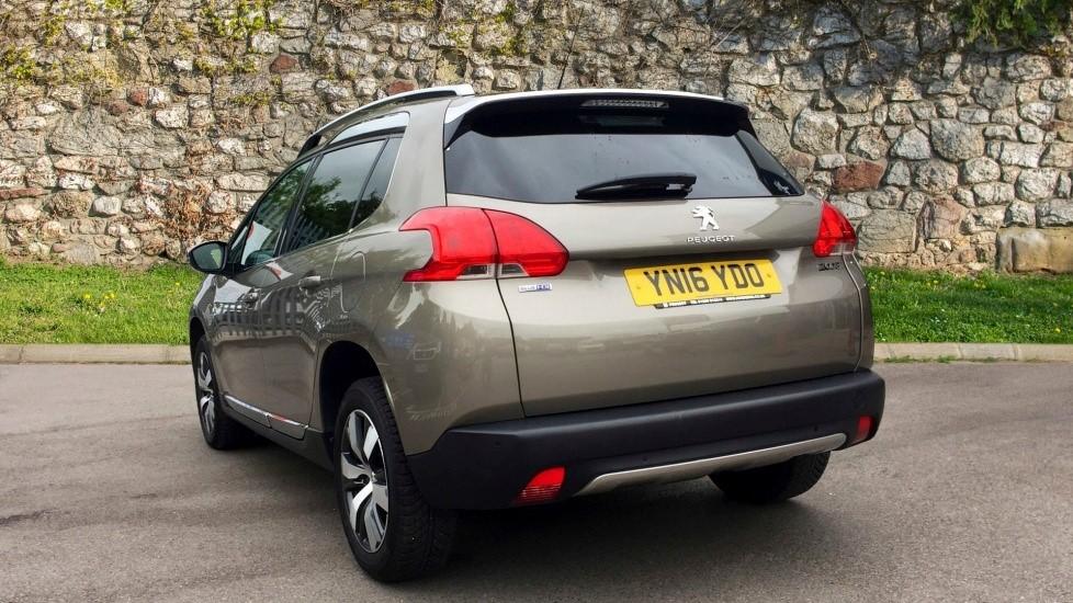 Peugeot 2008 | Horderns | Derbyshire