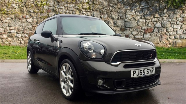 used MINI Paceman MINI Cooper S Paceman in chapel-en-le-frith