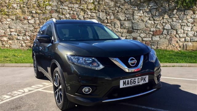 used Nissan X-Trail dCi n-tec (s/s) 5dr in chapel-en-le-frith
