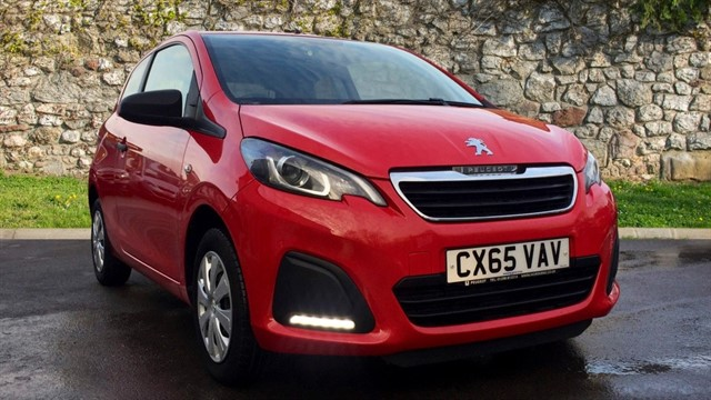 used Peugeot 108 Access 3dr in chapel-en-le-frith