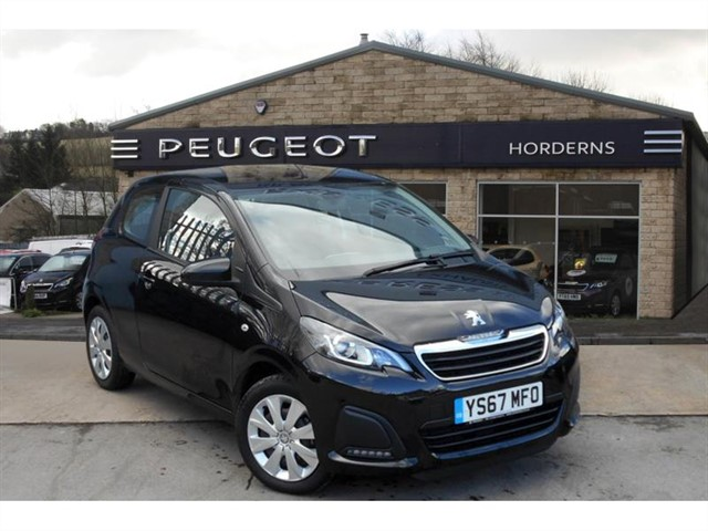 used Peugeot 108 Active in chapel-en-le-frith