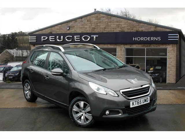 used Peugeot 2008 BlueHDi (75bhp) Active in chapel-en-le-frith