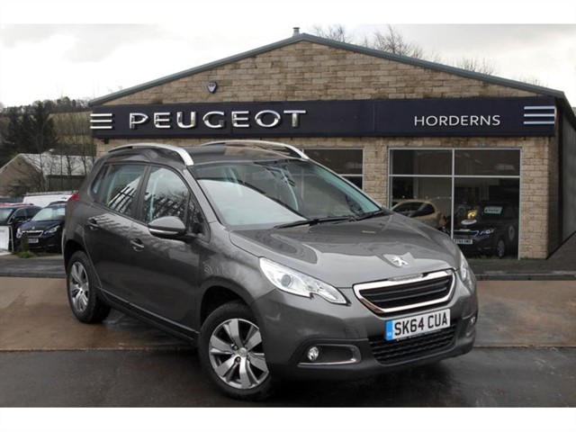 used Peugeot 2008 HDi (68bhp) Active in chapel-en-le-frith