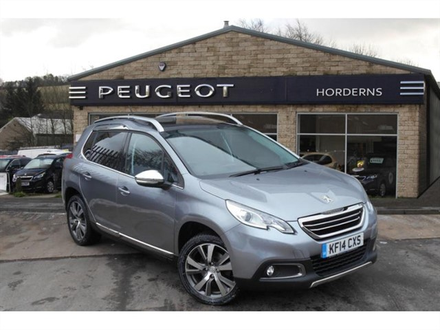 used Peugeot 2008 e-HDi (92bhp) Feline Mistral Ambience (S/S) in chapel-en-le-frith