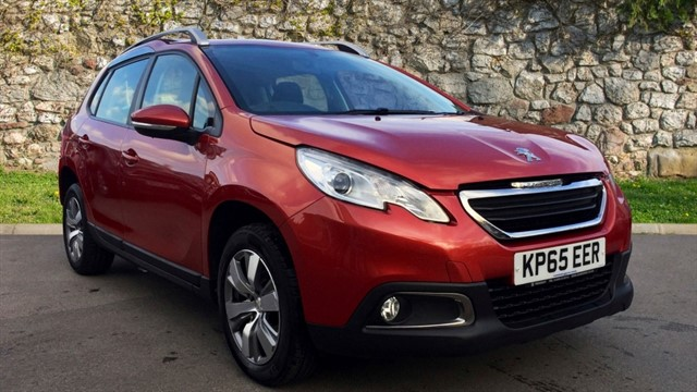 used Peugeot 2008 BlueHDi Active (s/s) 5dr in chapel-en-le-frith