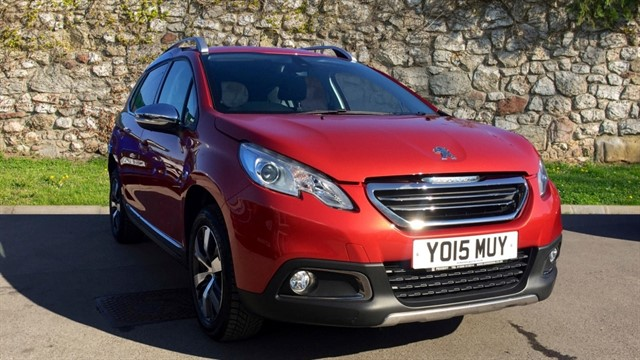 used Peugeot 2008 BlueHDi Allure (s/s) 5dr in chapel-en-le-frith