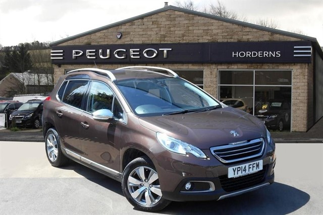 used Peugeot 2008 VTi (120bhp) Allure in chapel-en-le-frith